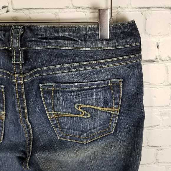SILVER | Aiko bootcut jeans